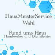 HausMeisterService Rund ums Haus Handwerker