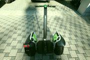 SEGWAY X2 SE green edition -