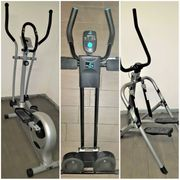 Fitness Grosstrainer Folding Stepper Fitmaxx