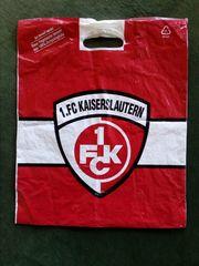 1 FCKaiserslautern-Plastiktüte