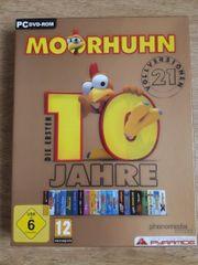 Moorhuhn- Die ersten 10 Jahre