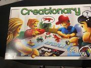 Lego Creationary Spiel