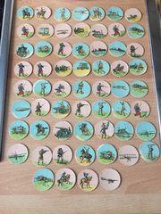 alte Spielkarten Memory aus dem
