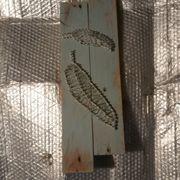 Individuelle Holz-Dekoration