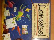 Kinder Buch Lernrätsel