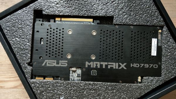 ROG Asus Matrix HD 7970