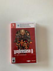 Wolfenstein 2 für switch