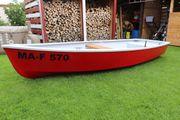 Angelboot Ruderboot