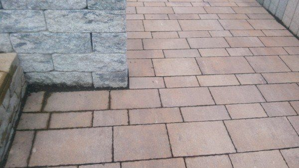 Garten Hof Pflaster Baggerarbeiten