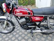 Zweitakt interessierte Schrauber Yamaha RD