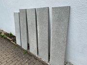 Granit Platten stufen Block