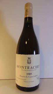 Montrachet 1er Cru Comtes Lafon