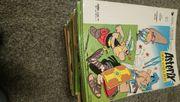 Asterix Comic Sammlung Band 1-33