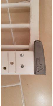 Treppenschutzgitter XL weiß von Geuther