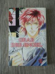 Manga Grab der Engel