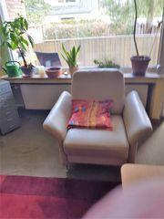 Bequemer Sessel aus Haushaltauflösung