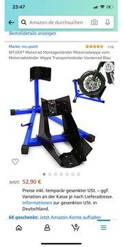 Roller Motorradständer