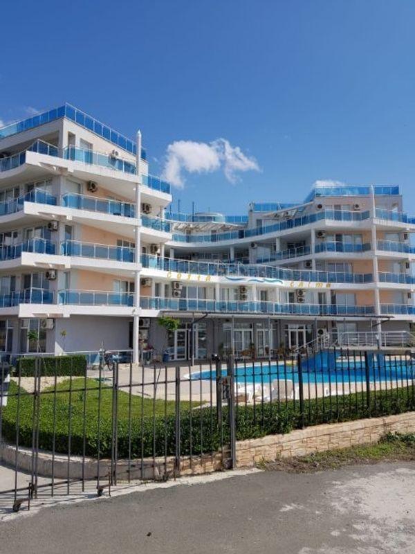 Apartment am Schwarzen Meer ab