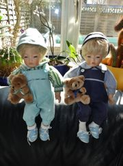 sehr schöne Puppe Puppen Puppenpärchen