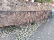 Gartenzaun Eisen Zaun Schmiedeeisener Zaun