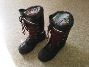 made in RUSSIA warme Winter-Thermostiefel