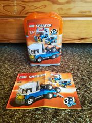 Lego Creator Minifahrzeuge 3in1 4838