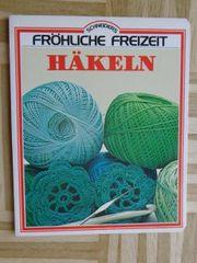 Vintage Schneiders Fröhliche Freizeit Häkeln