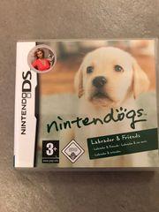 Nintendo DS Spiel - Nintendögs Labrador