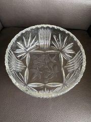 Nachtmann Glasschale aus Bleikristall mit