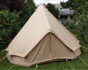 Zelt für 4-8 Personen