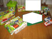 LEGO Duplo diverse Sets Teile-5538-10552-10568-10590-2x5679-4979-4963