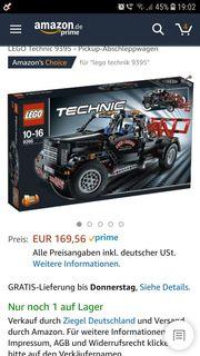 Lego Technik Pick Up