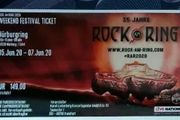 Rock am Ring Ticket gesucht