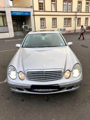 Mercedes Benz E280 CDI Tauschen
