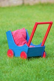 Puppenwagen Cabrio HABA