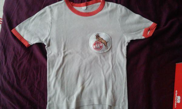 Kinder T Shirt 1 Fc Köln Größe 152 In Münster Fußball Kaufen