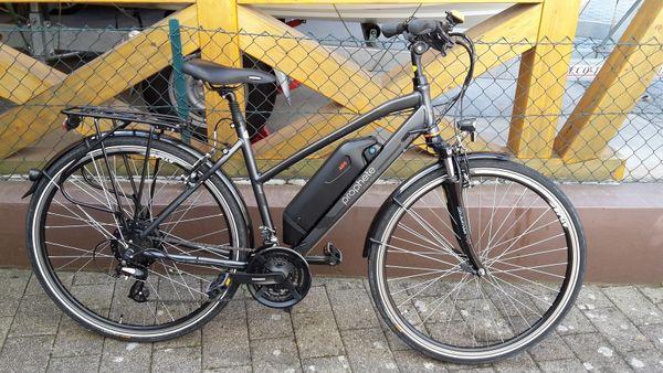 E-Bike Alu-Trekking 28 für Damen