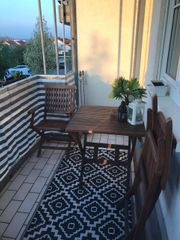 Gartenmöbel/Balkonmöbel, Teakholz