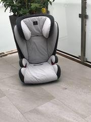Kindersitz Mercedes mit Airbag Abschaltung