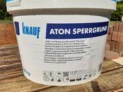 Knauf ATON Sperrgrund weiß pigment