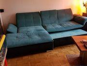 Sofa mit Bett Funktion