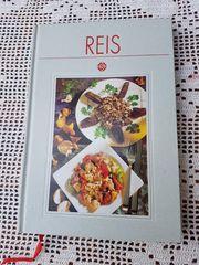 Neuwertiges seltenes Kochbuch Reis