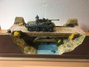 Brücken-Diorama 1 35