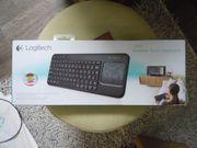 Funk-Tastatur Logitech k400