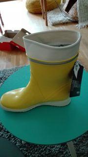 Nokian Gummistiefel HAI yellow