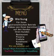 Werbung für Ihren gastronomischen Betrieb