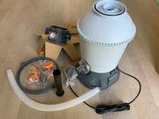 Flowclear neue Pool-Sandfilterpumpe - Originalverpackung - unbenutzt