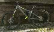 Mountainbike Fully Cube Stereo 120