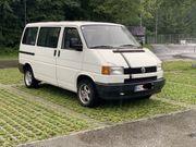 VW Bus T4 Caravelle mit