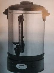 Bartscher Rundfilterkaffemaschine für 40 Tassen